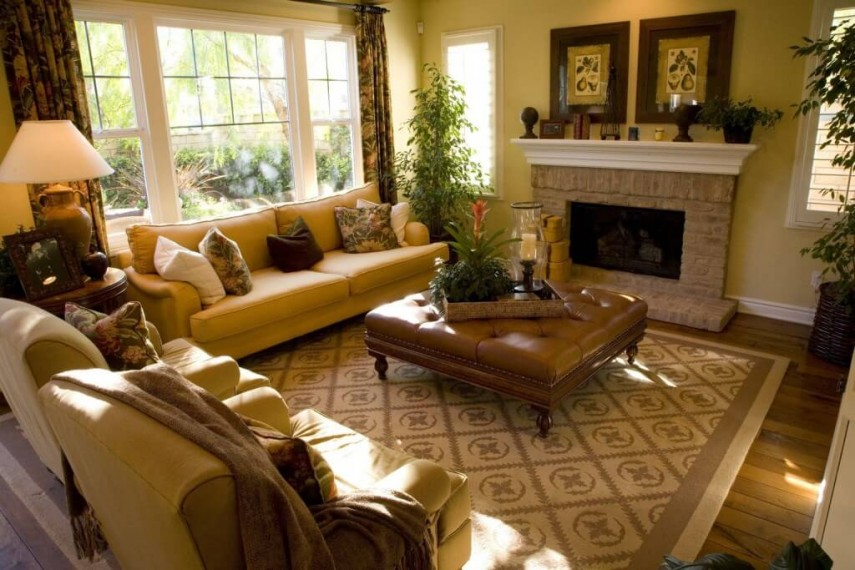 Home decoration ideas how we can decorate our home in - Salle a manger style colonial ...