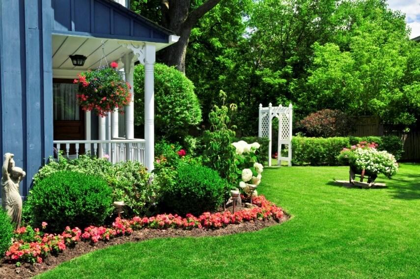 Yin Yang Garden Ideas 7