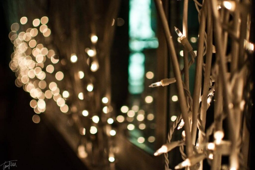 Decorate Your Home With Fairy Lights