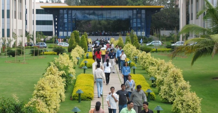Infosys.Electronic.City.Lunch.Time