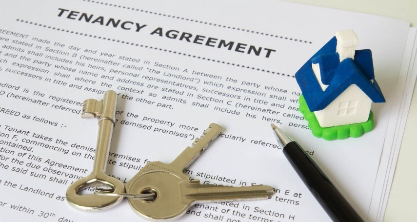 List of legal documents you need before renting a house