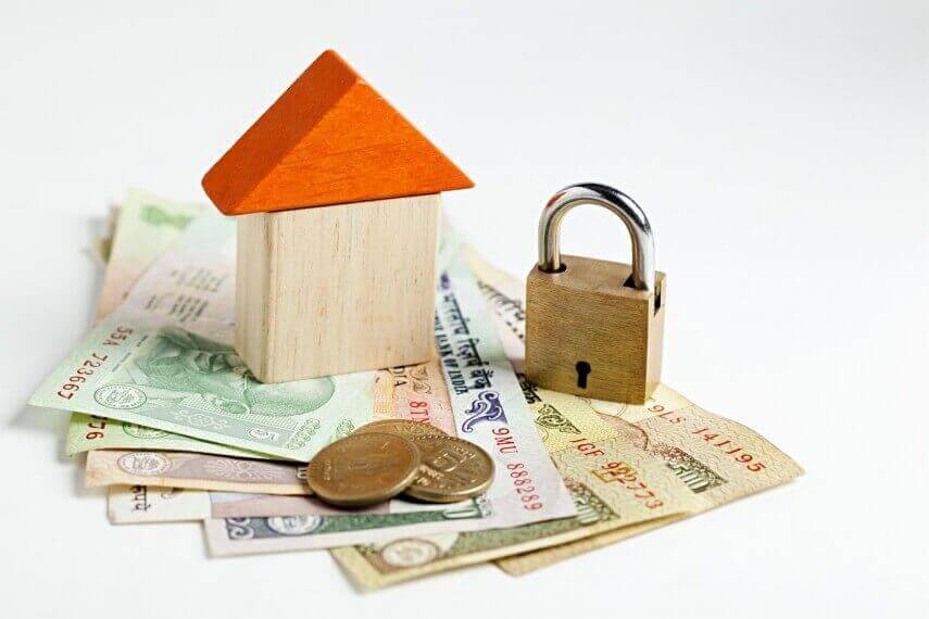 Overdraft facility against property eligibility interest for Need loan to buy land