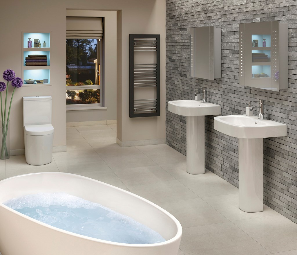 Bathroom design tips how to redesign your bathroom with Remodeling your bathroom on a budget