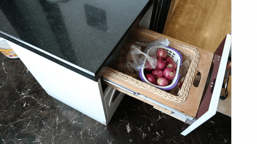 Onion Potato Cabinet