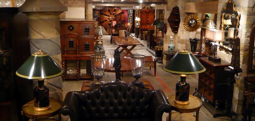How to Decorate Your Home With Antique Paradises: Makaaniq.com
