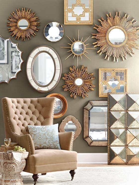 10 Interesting Decor Ideas To Use Mirrors For Home Decoration