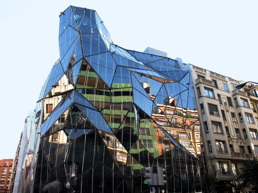 Basque Health Department Headquarters of Bilbao