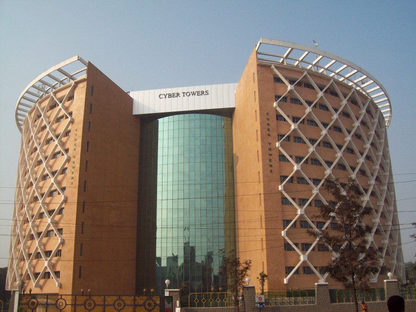 Cyber_Towers_Madhapur_Hyderabad - wikipedia.org
