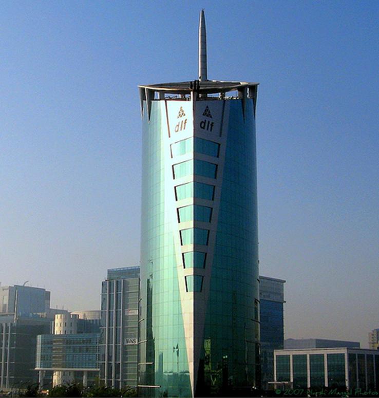 beautiful office buildings. DLF_Gatweway_Tower Wikipedia.org Beautiful Office Buildings