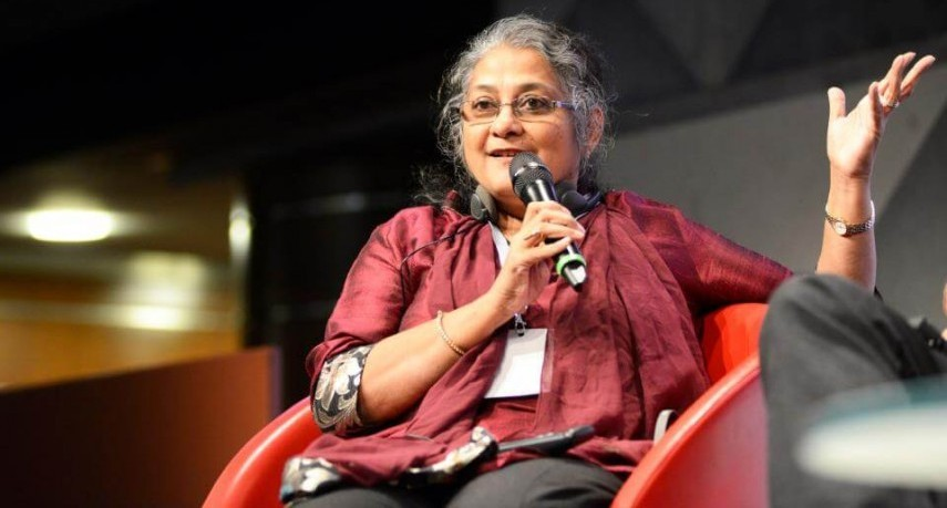 Sheila_Sri_Prakash_delivering_keynote_address_at_2013_Milan_Design_Summit
