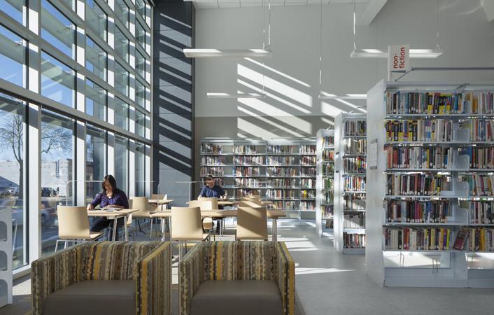 West Branch of the Berkeley Public Library, Berkeley