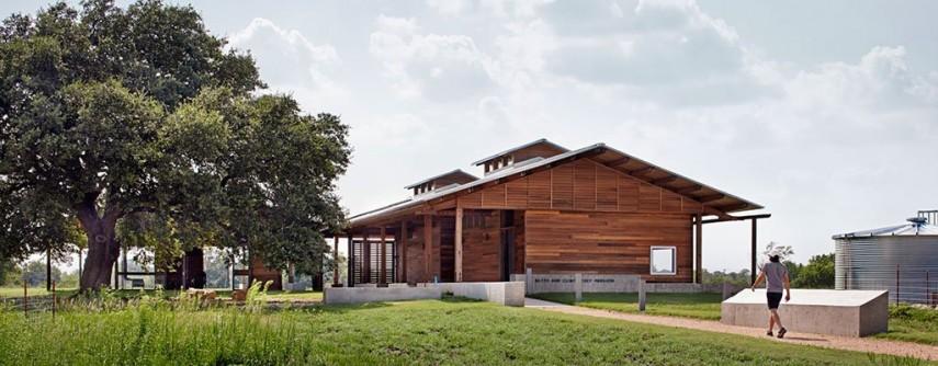 The Dixon Water Foundation Josey Pavilion, Decatur