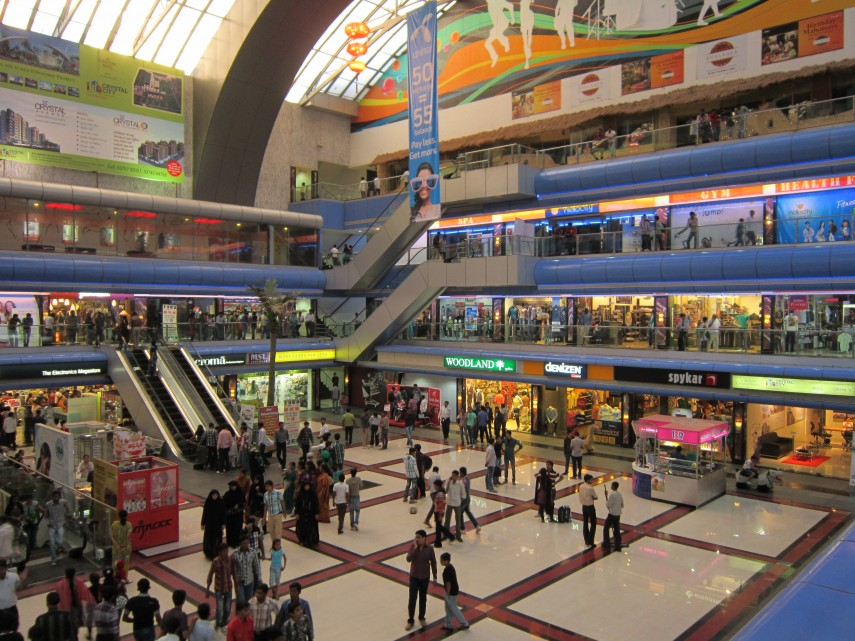 Find The Reason Why One Mall Does Better Business Than Another