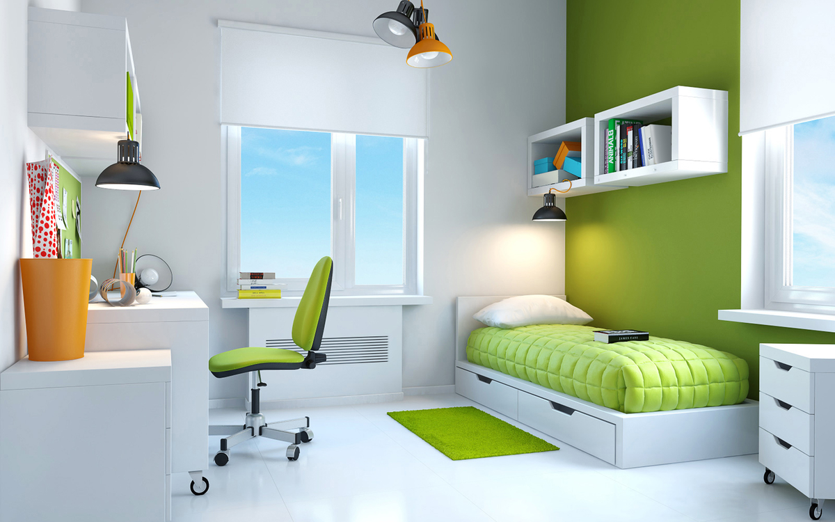 How To Ensure Personality Development In Children Through Room Décor
