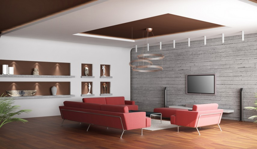 False Ceiling Designs – Find Advantages And Disadvantages Of False