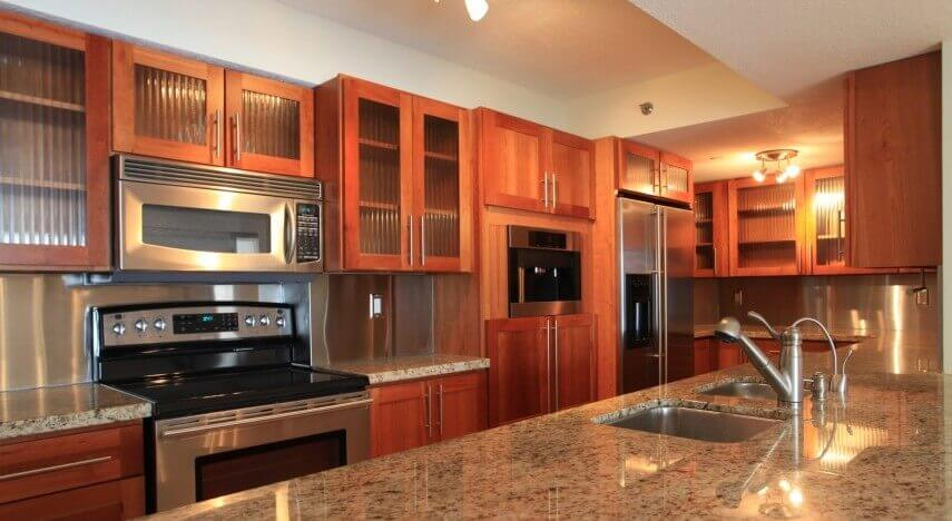 Kitchen Diaries Pros Cons Of Double Stacked Cabinets