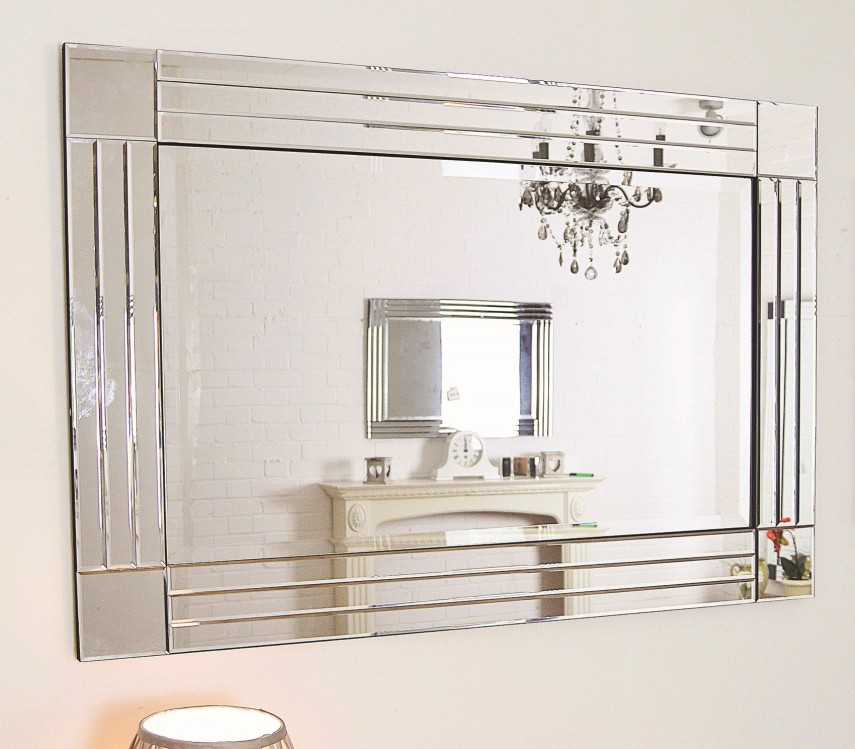 Wall Mirror Decorating Ideas For Your Home