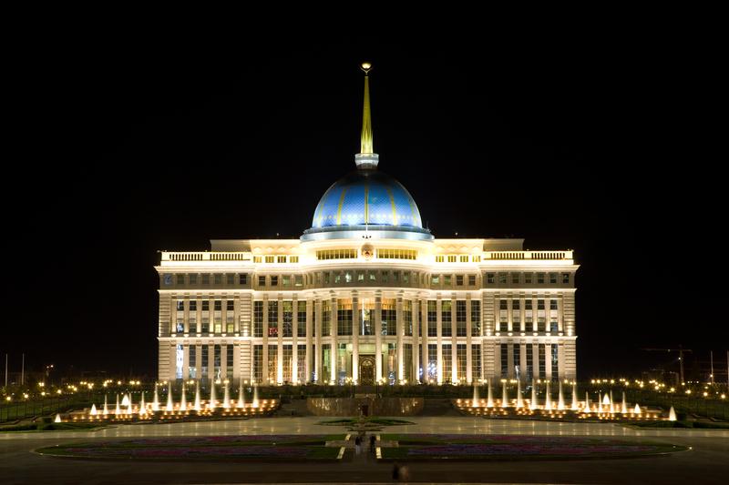 Ak Orda Presidential Palace, Kazakhstan