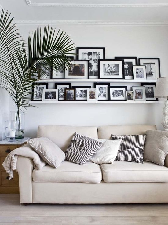 Gallery Wall (Pinterest.Indeed Decor)