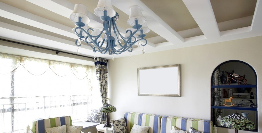 Home Décor Ideas: Nine Ceiling Designs For Your Home