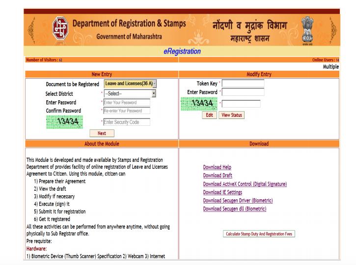 How To Register Rent Agreement In Mumbai Maharashtra