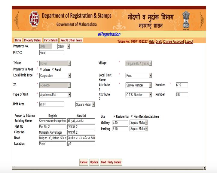 Rent agreement registration in Mumbai