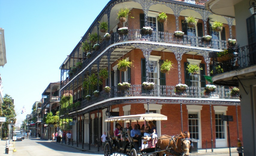 French_Quarter New_Orleans