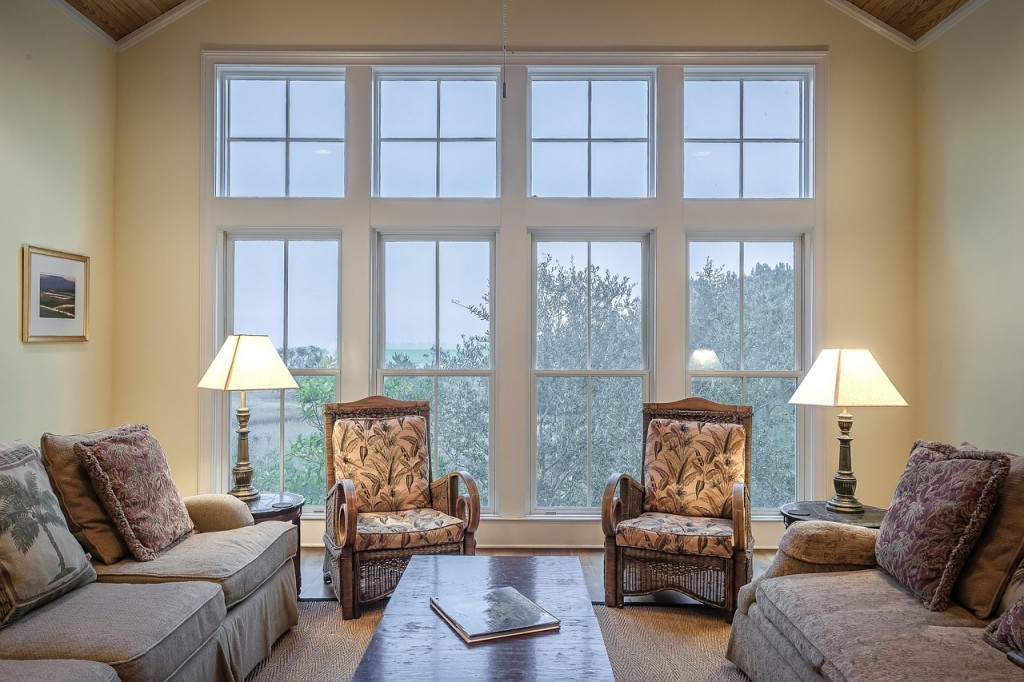 Windows living room