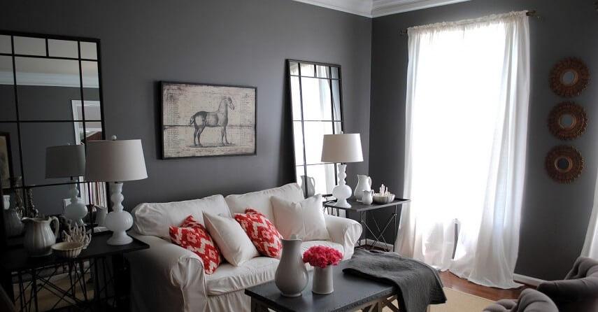 matte living room