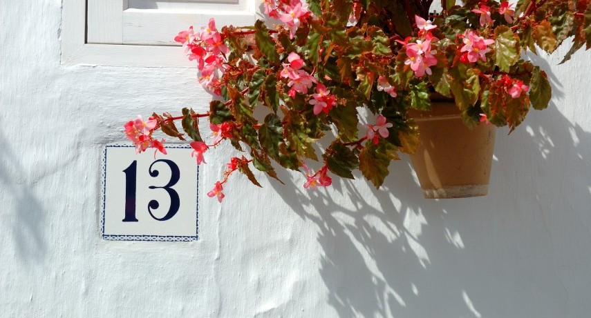 House Number Numerology: Meaning of 13, 14, 16, 19 House Number