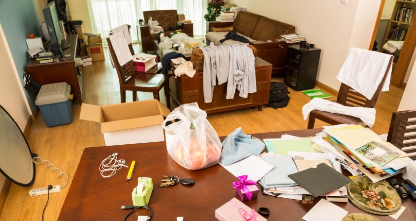 This Is What Makes Your Home Look Messy