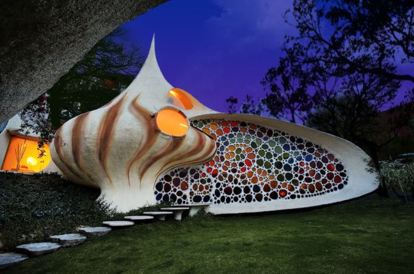 Nautilus House in Mexico (Flickr.com. Mehfuz Ahmed)