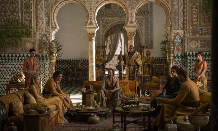 Palace Dorne