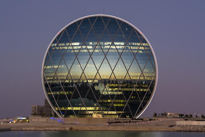 AL Dar Headquarters, Abu Dhabi