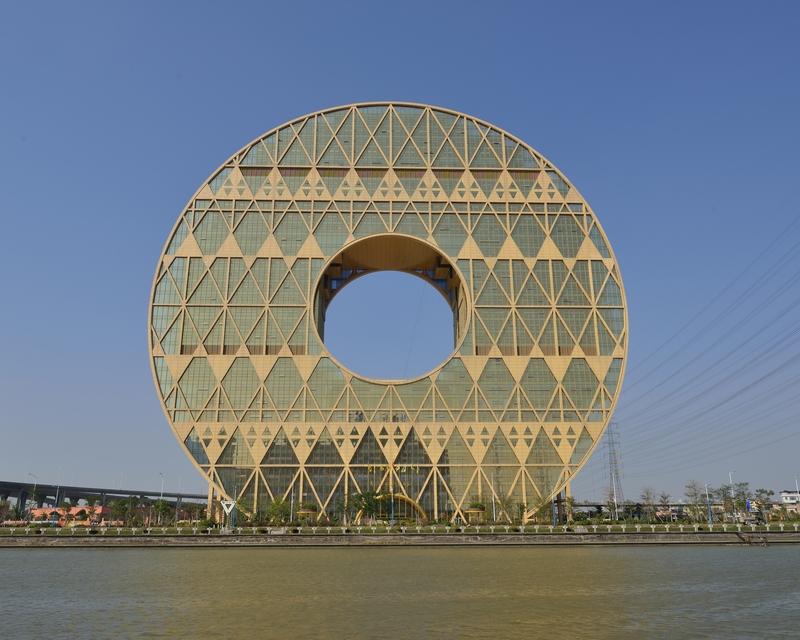 Guangzhou Circle (dreamstime)