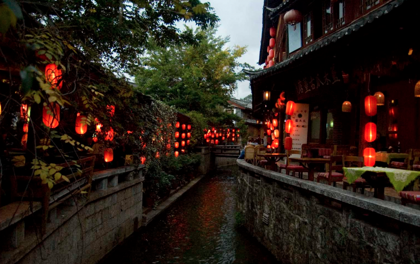 Old Town Lijiang China