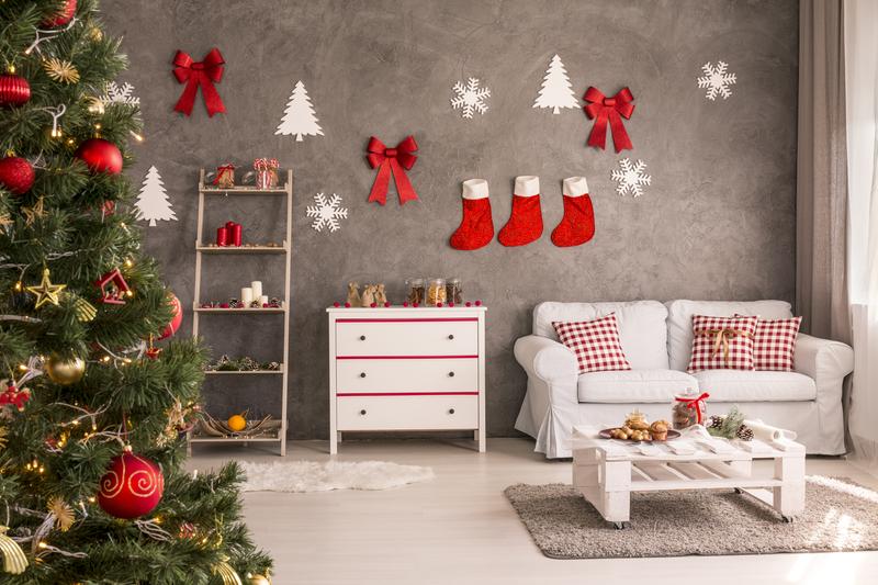 Wall decor christmas