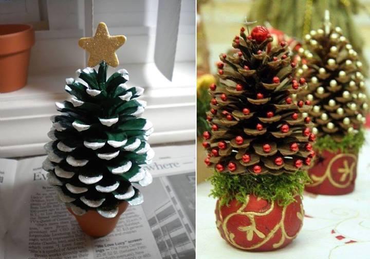 pine-cone-christmas-trees -diycozyhome (1)