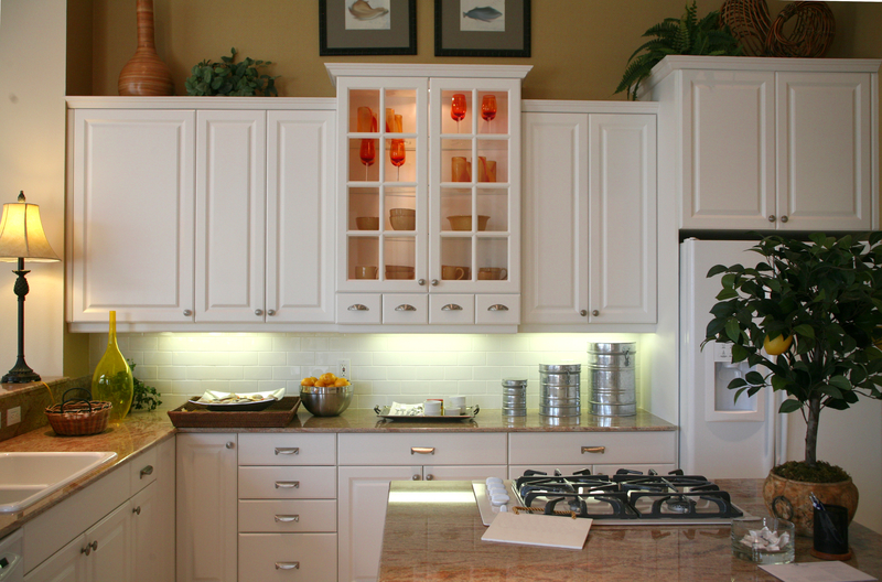 remove extra cabinets