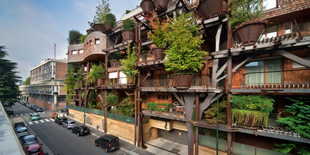 Cool Apartment Buildings. 25 Verde 7 Cool Apartment Buildings That Offer More Than Just Housing
