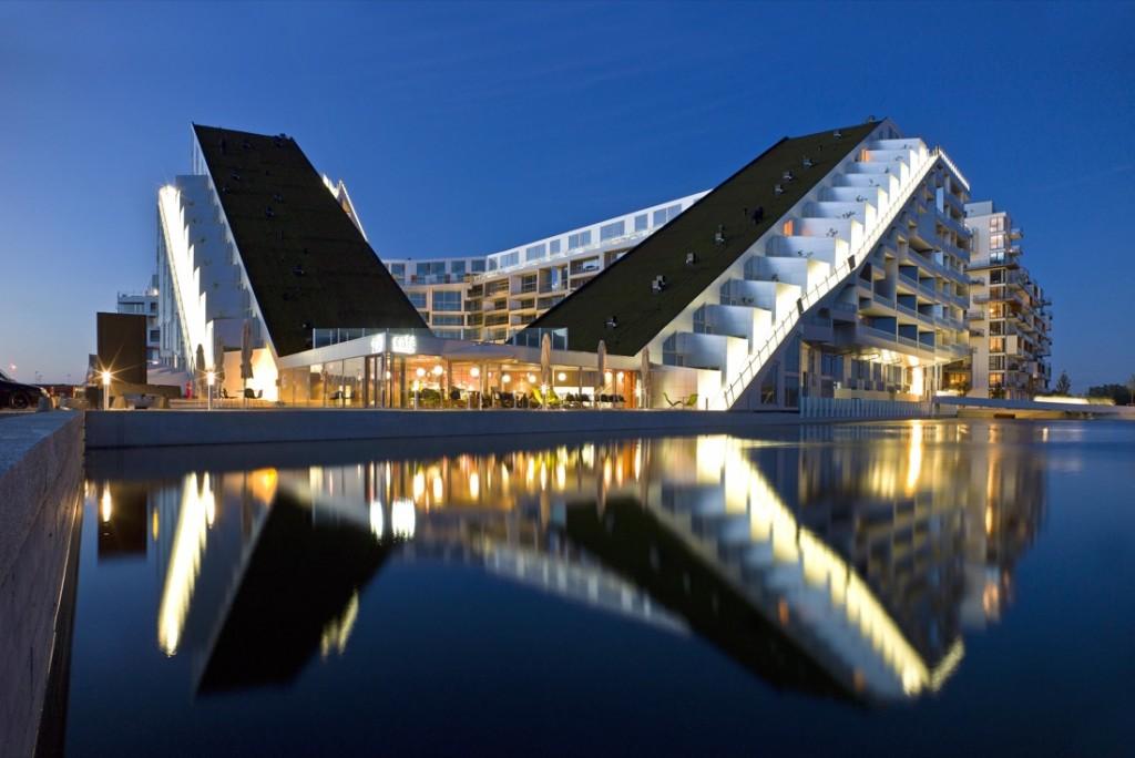 Cool Apartment Buildings. House 8 Copenhagen 7 Cool Apartment Buildings That Offer More Than Just Housing