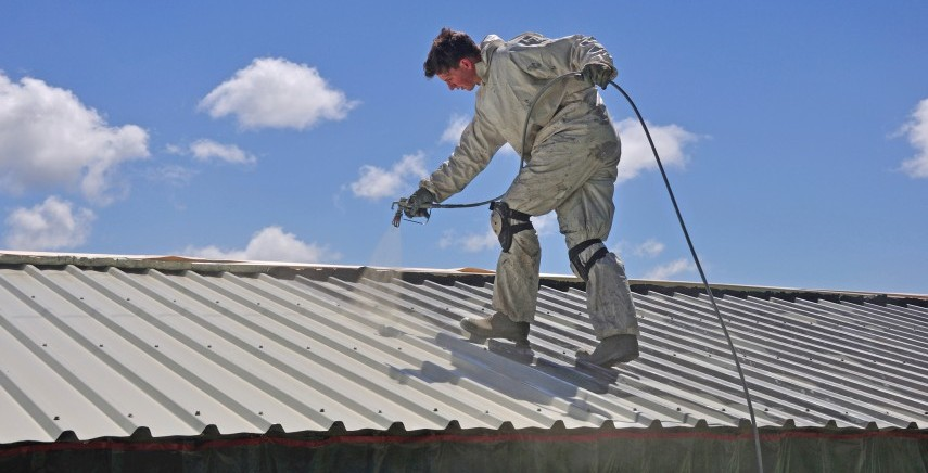 Keep Your Home Cool Without AC With Cool Roof Paints