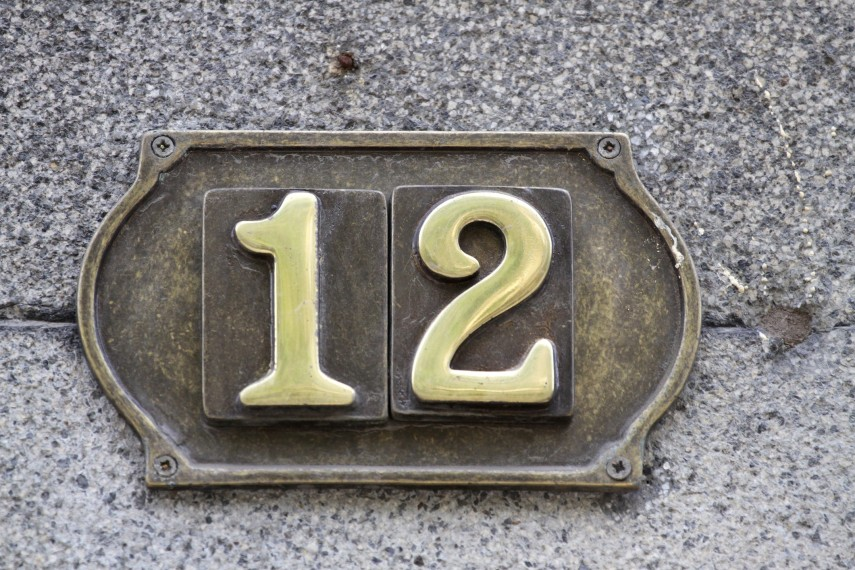 House Number Numerology 2