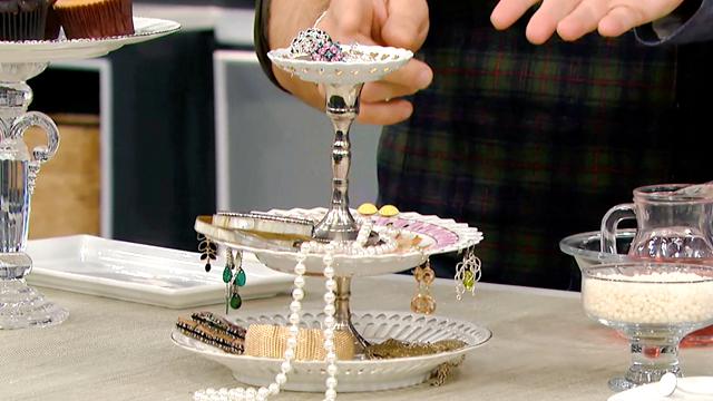 Teacup jewellery