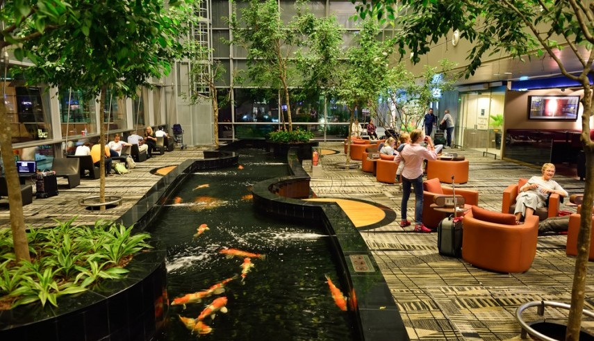 Terminal 3, Changi Airport