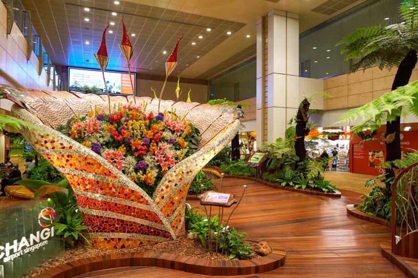 Changi Airport, Terminal 2