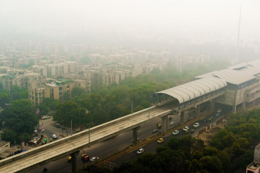 Delhi Metro Blue Line Extension: Route, Map, Details
