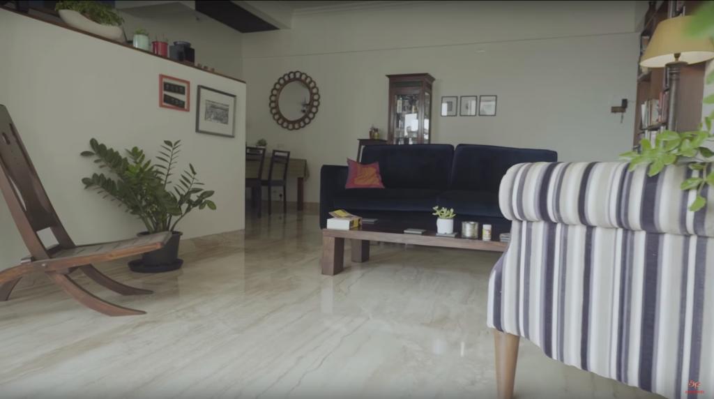 Radhika Apte Living Room
