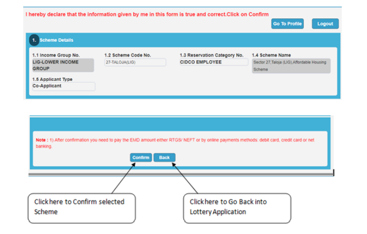 How to apply for CIDCO Lottery