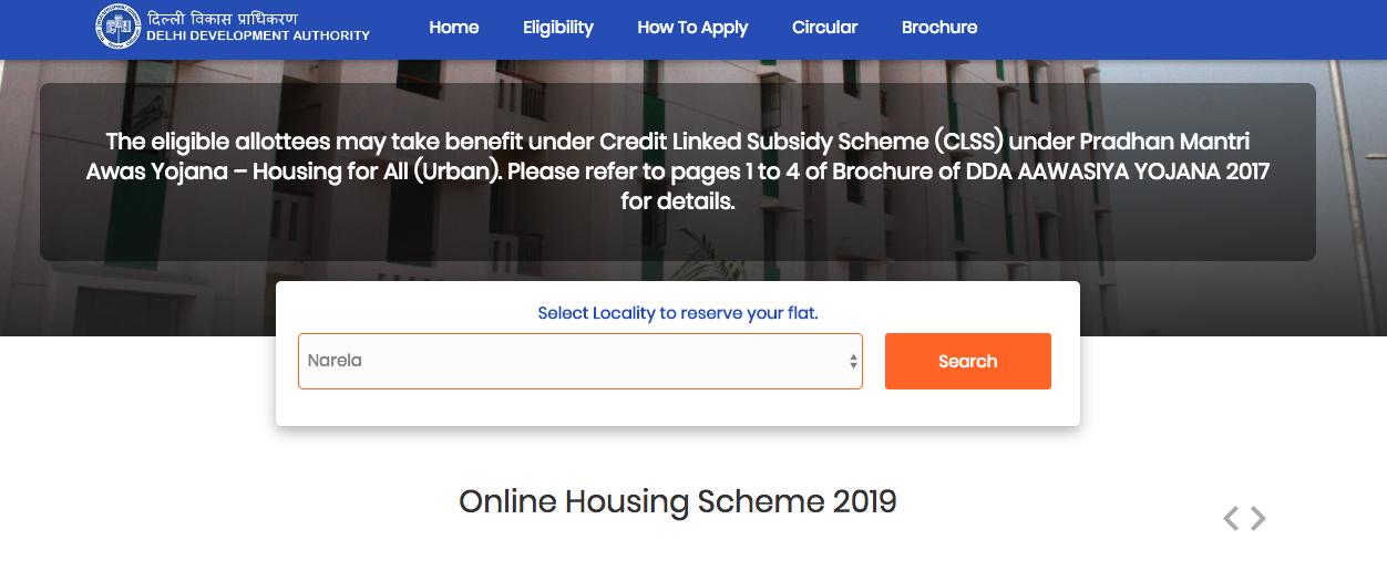 DDA Online Running Scheme 1
